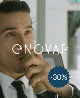 30% de réduction sur Enovap