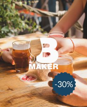 30% de réduction sur Bmaker