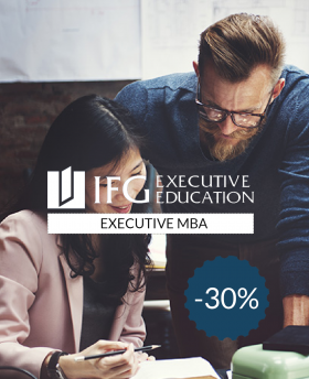 30% de réduction sur IFG Executive MBA