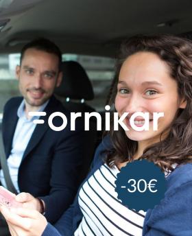 30€ de réduction sur Ornikar
