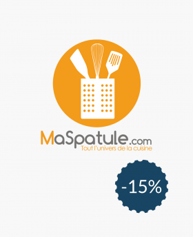 15% de réduction sur MaSpatule