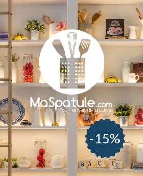 15% de réduction sur MaSpatule