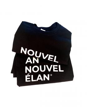 Tshirt Nouvel an nouvel élan