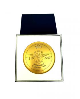 Médaille ECE 100 ans d'innovation